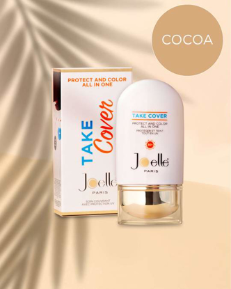 Picture of TAKE COVER shades of cocoa